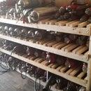 Cylinder/bottle rack