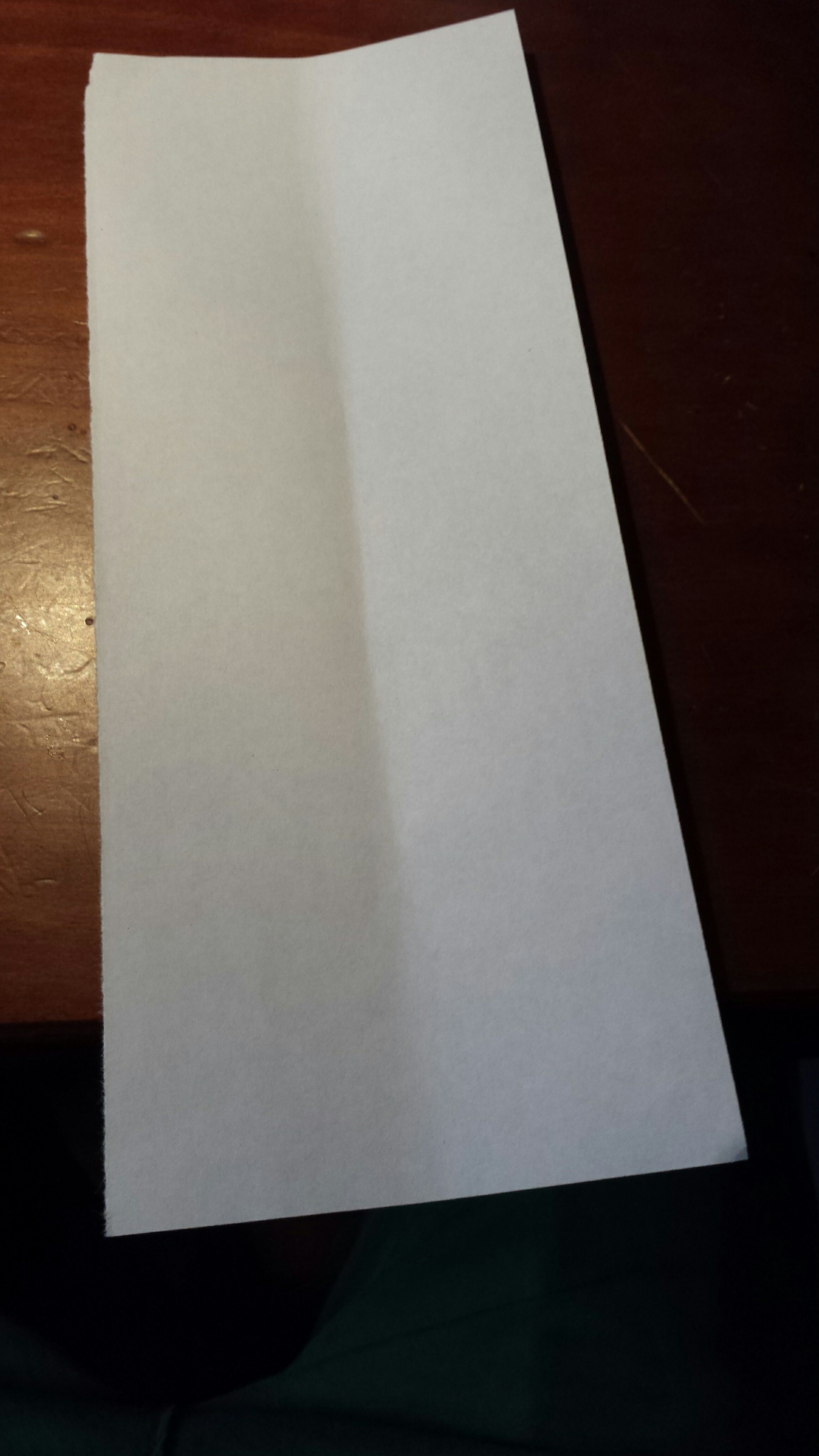 Picture of Fold in Half and Cut