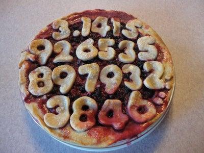 My Pi Day Pie