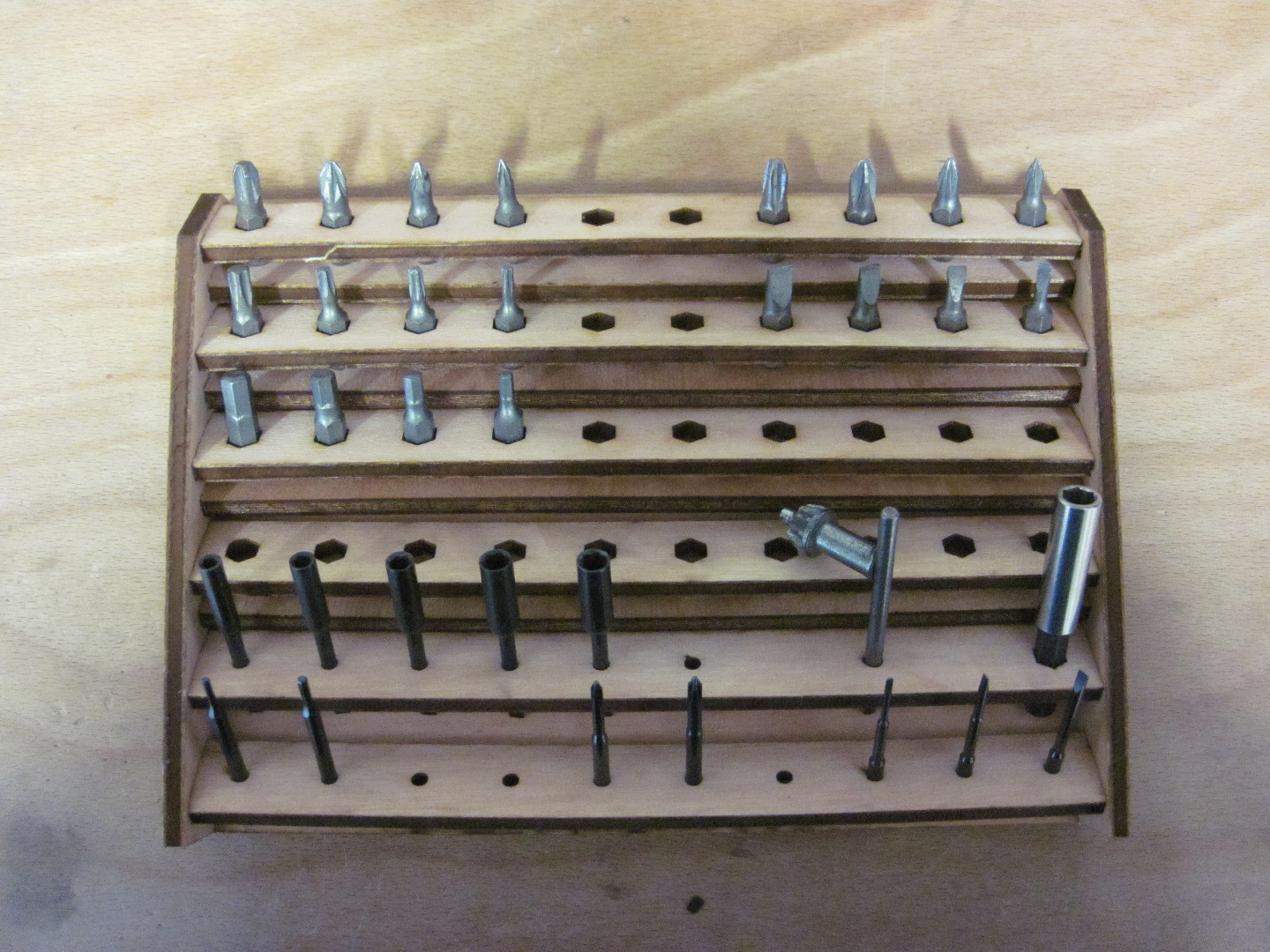 Picture of Toolholder for 3mm Tools and Bits