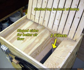 Build a Down Draft Table