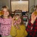 Sarah's Candy Telescopes