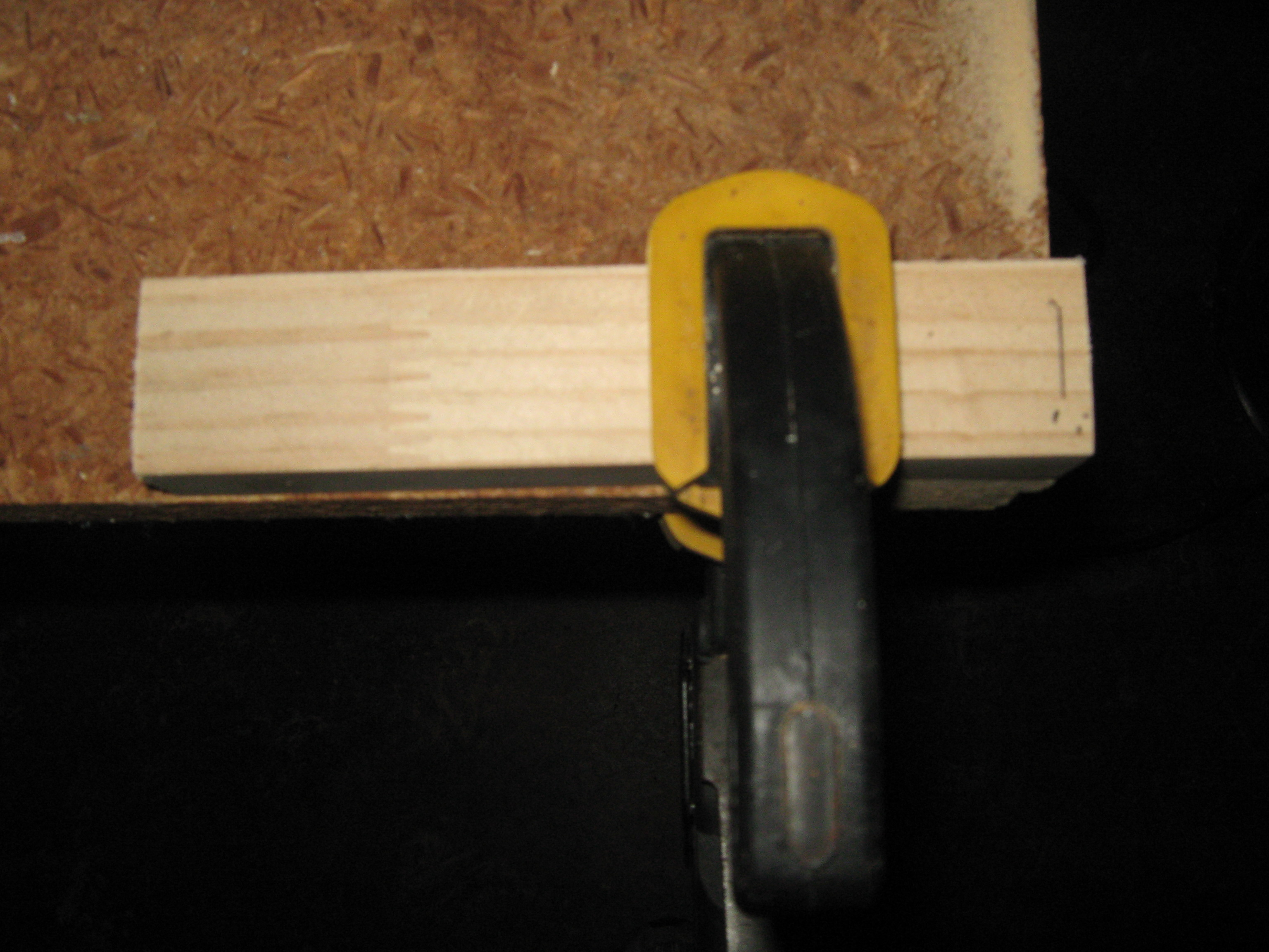 Picture of Creating the Stock and Barrel Grip.