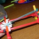 My First Instructable- Knex Gun.