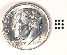 Drill Small, Precise Holes.