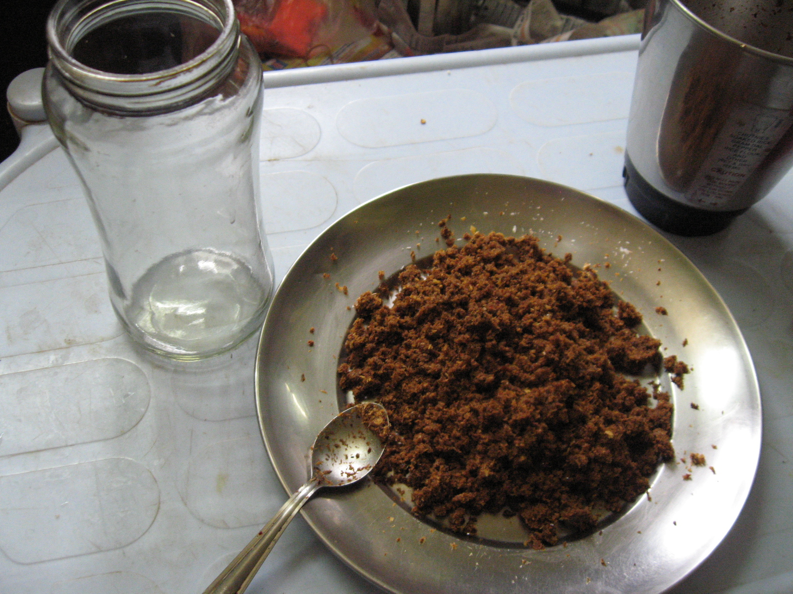 Picture of How to Make Coconut Tamarind Spice Powder
