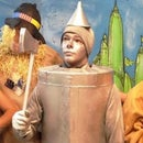 Tin Man Costume On The (not so) Cheap