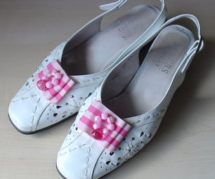 Glam Up Your Shoes!