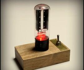 Vacuum Tube LED Candle