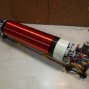 The Simplest Tesla Coil Winding Rig Built With K'nex