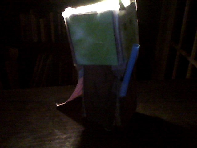 Picture of Paper to Life Papercraft YODA