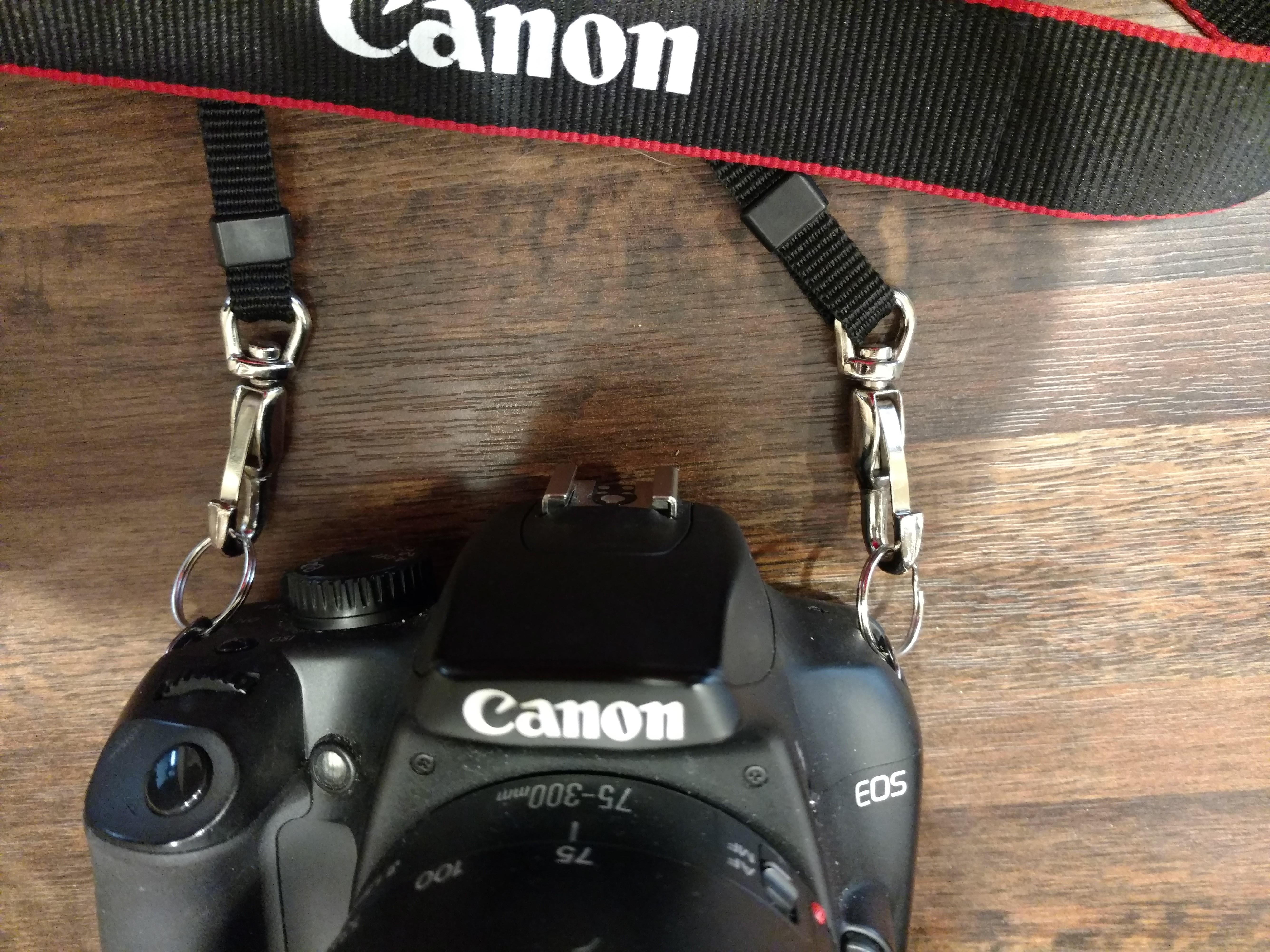 Picture of Camera Strap Quick-release