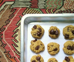 Gourmet Salted Brown Butter Chocolate Chunk Cookies