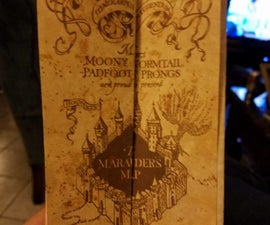 How to Make the Marauders Map