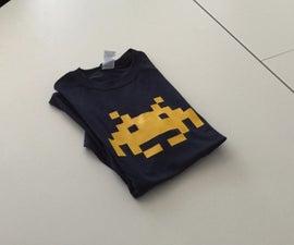 How to fold a t-shirt like a boss