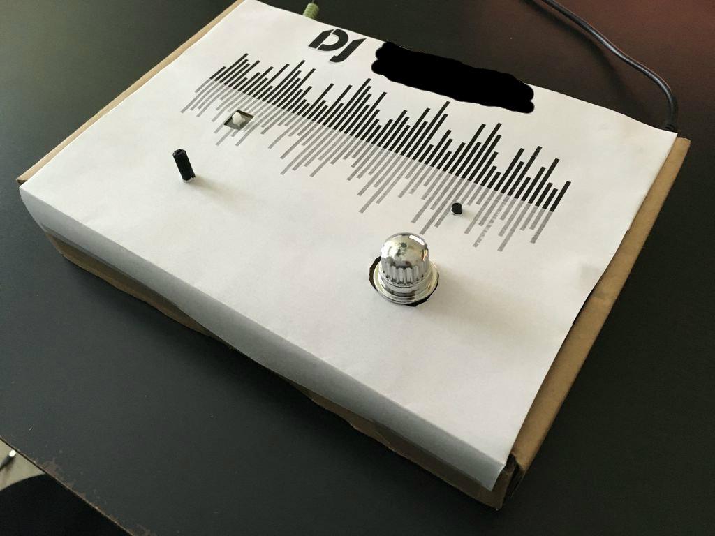 Picture of DIY Passive Audio Mixer