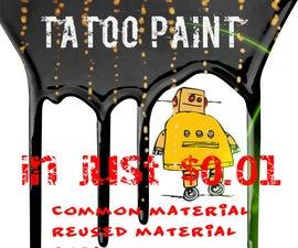 A Tattoo Dye(in $ 0.01)