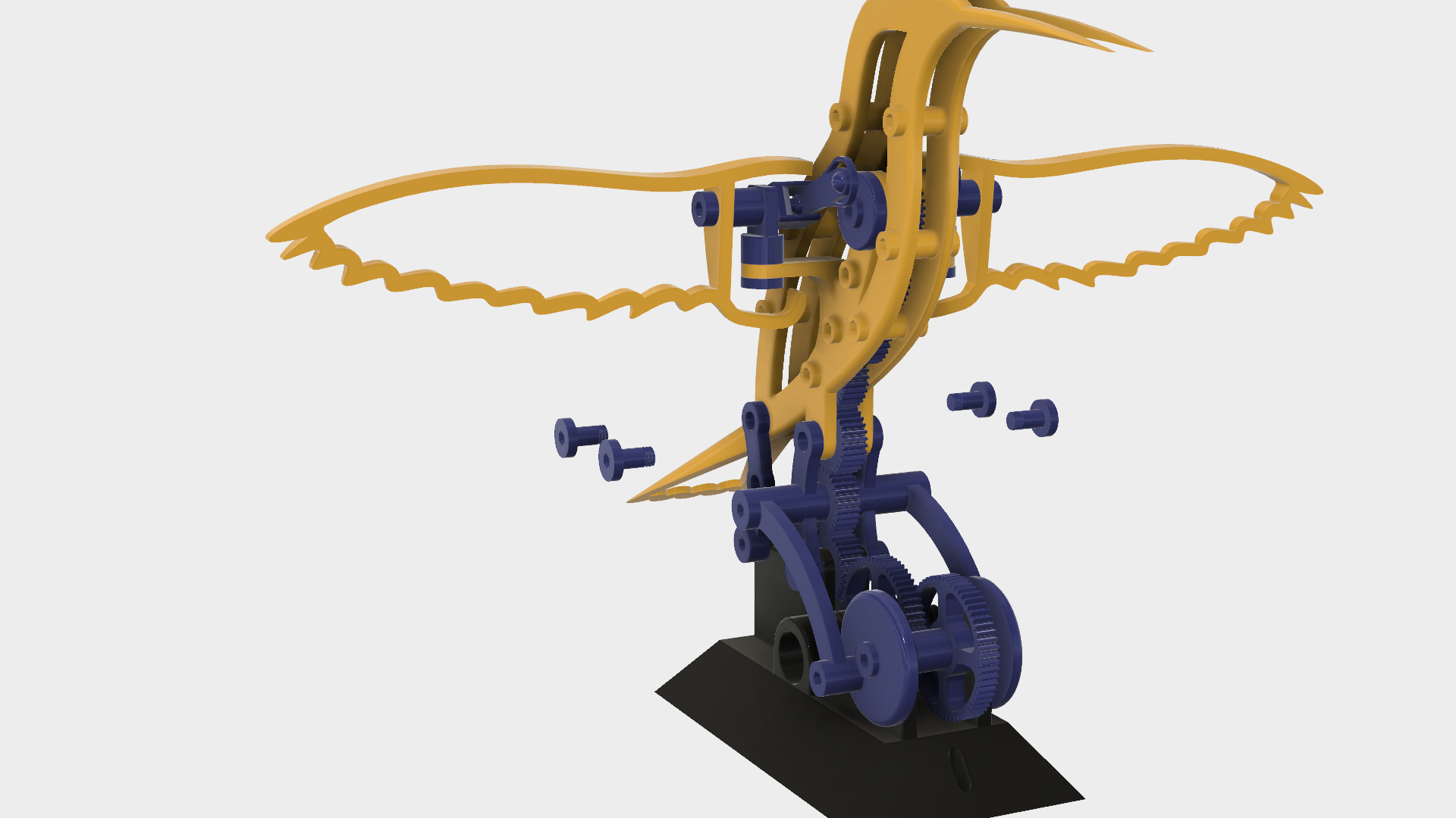 Picture of Attach the Body to the Transmission