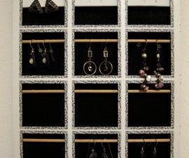 Hanging Earring Display