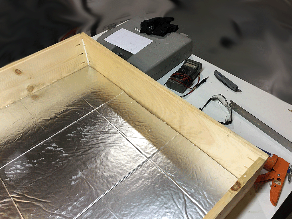 Picture of Build 2 - the Foam