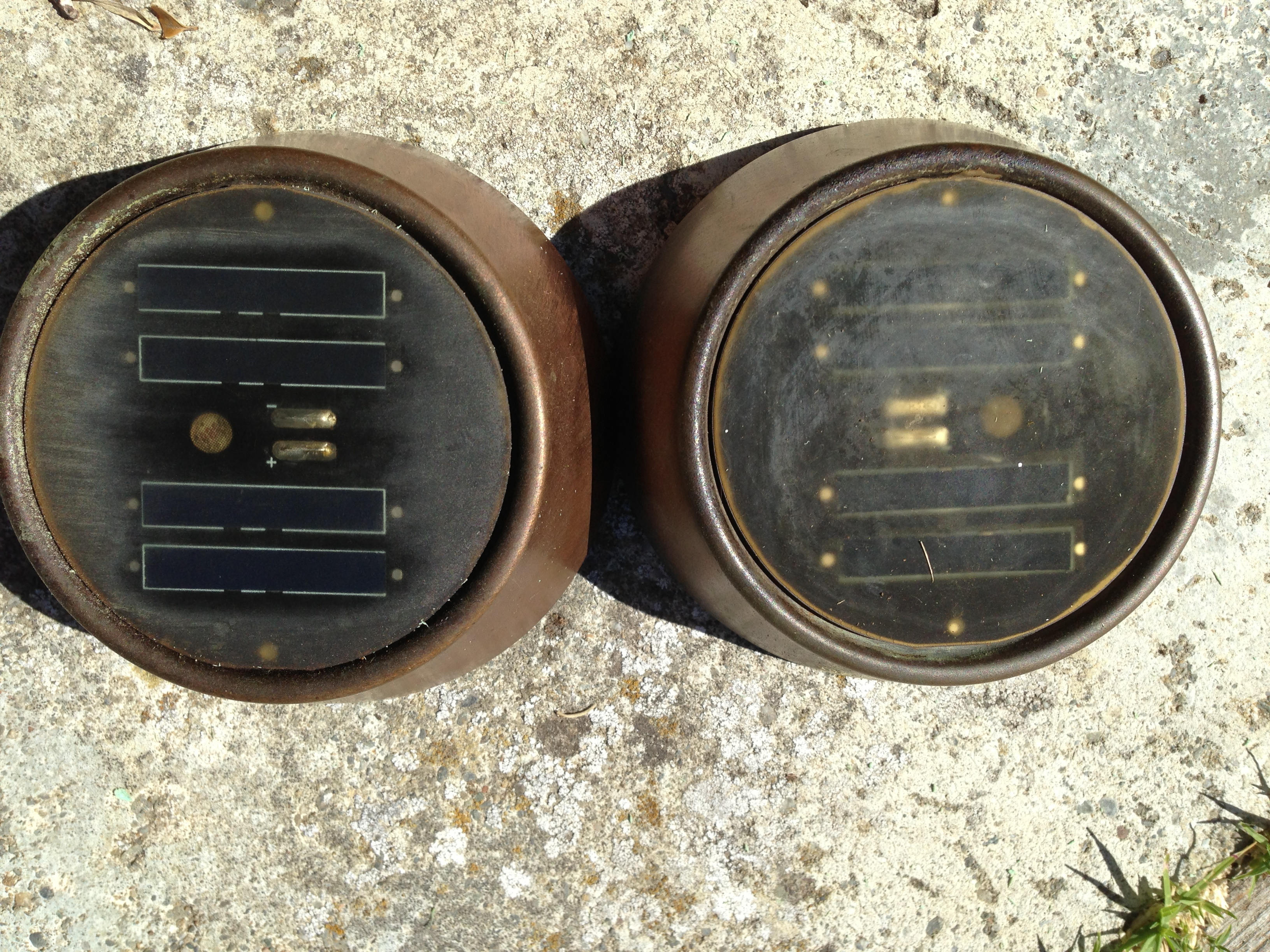 Picture of Cleaning Solar Lights
