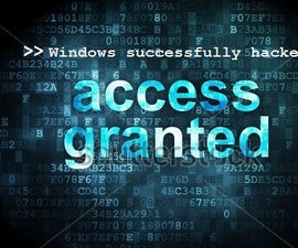 How to hack Windows Administrator/Guest Account Password without using CMD.