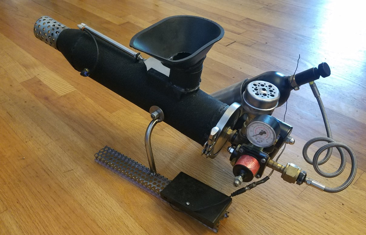 Picture of Dogzooka Robot Dog Ball Launcher
