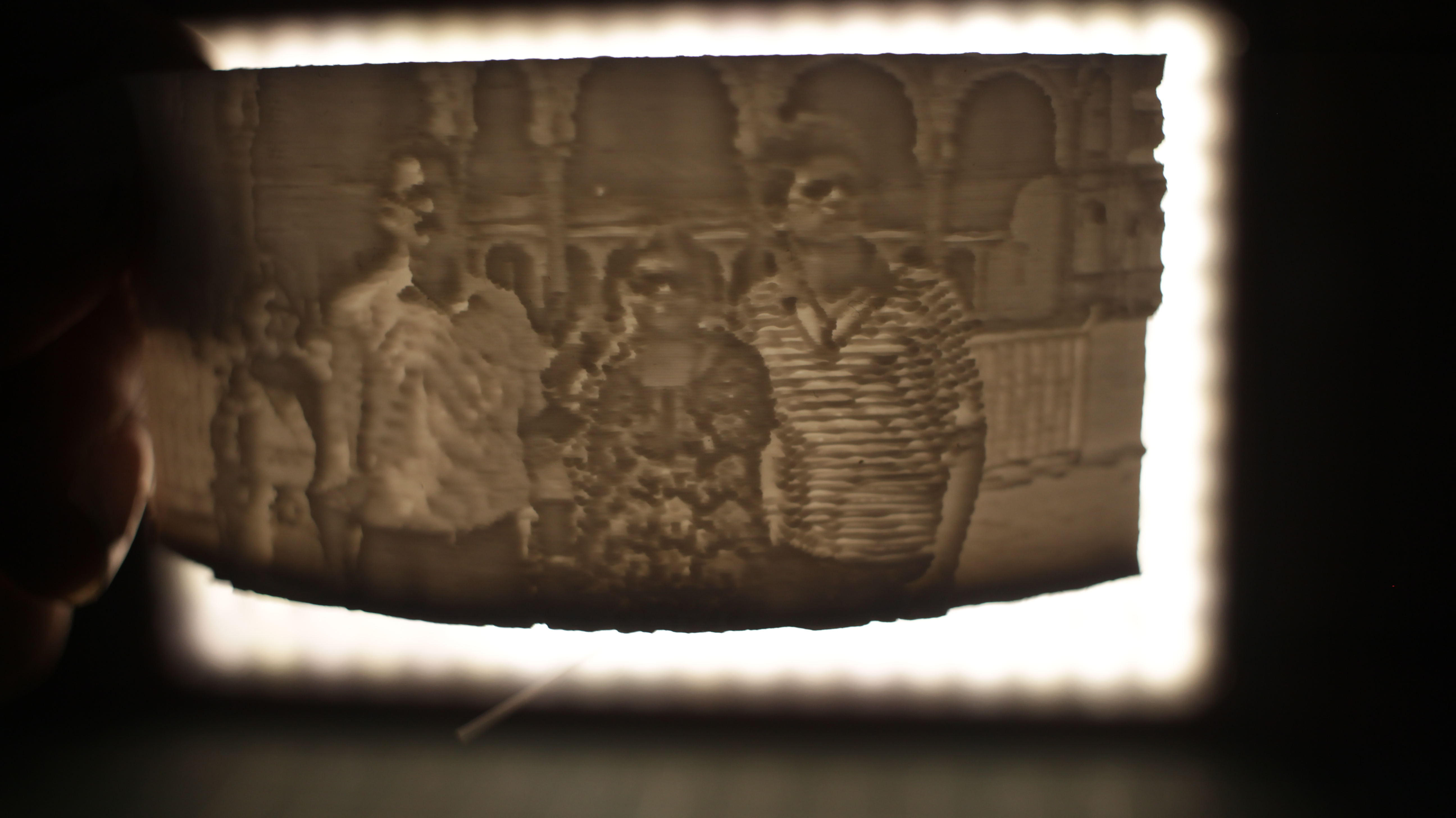 Picture of What Is a Lithophane ?