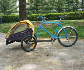 Cargo Bike Attachment