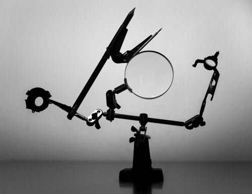 Silhouette Photography - Creating Mystery