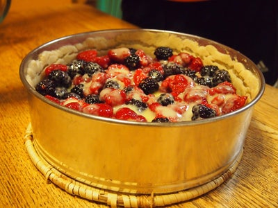 Prepare the Pie Filling