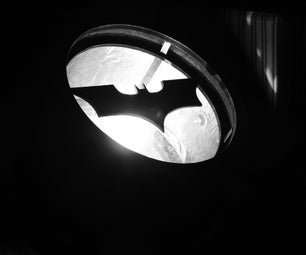How to Make a BAT-signal