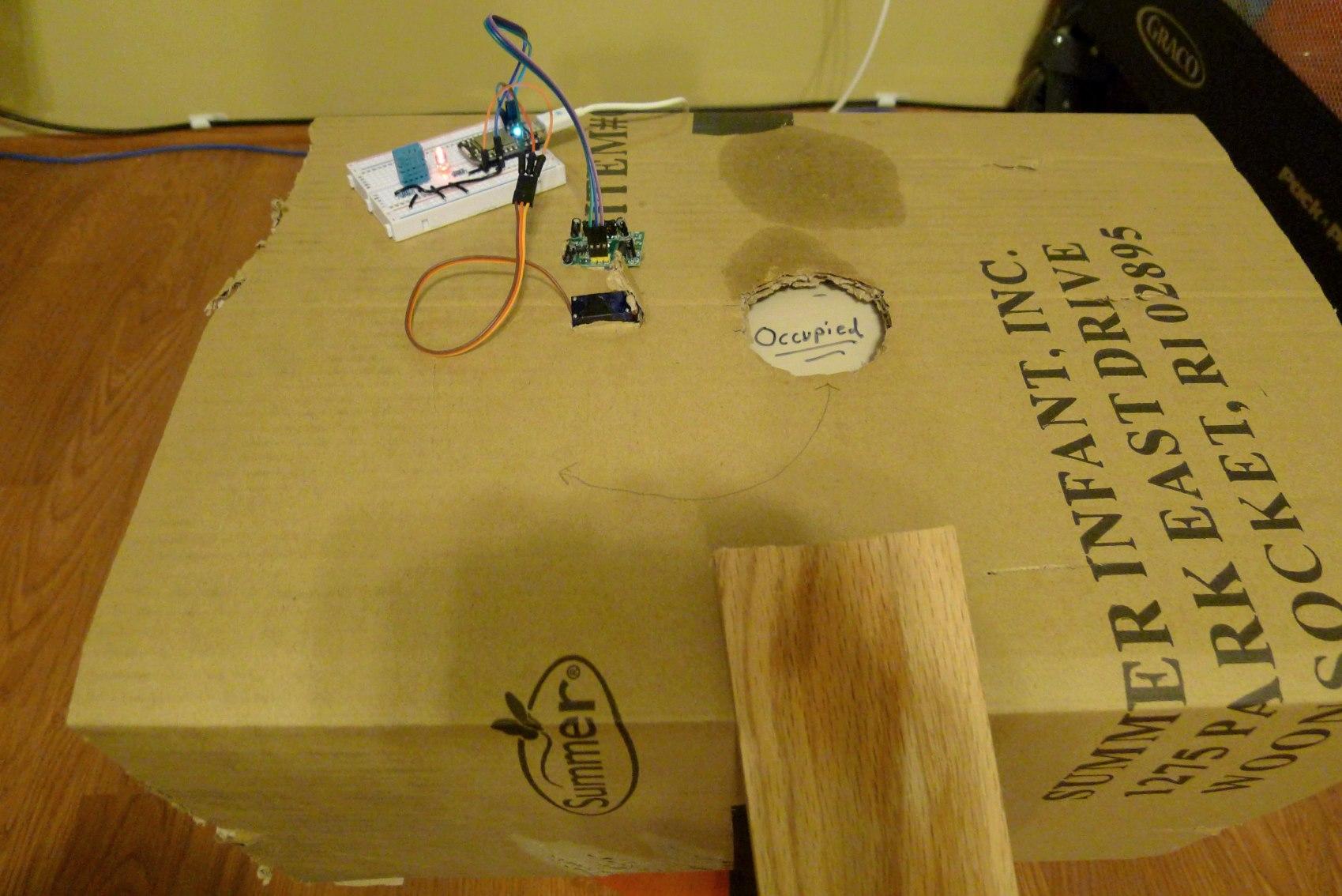 Picture of Assemble Trap Arm