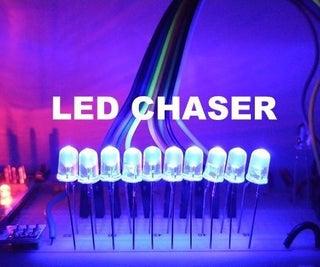 How to Make LED Chaser