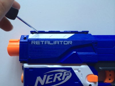 Opening Up the Blaster