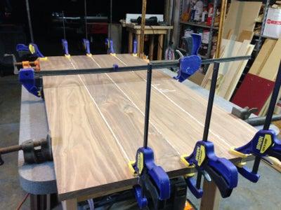 Glue Up the Panels