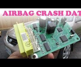 DIY: Reset Airbag Computer Crash Data