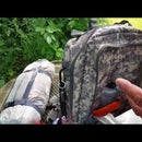 Modern Day Wild West Saddle Bag (a.k.a. Bug Out Bag)