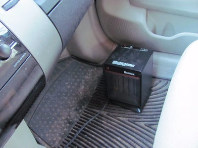 Put the Heater in the Car