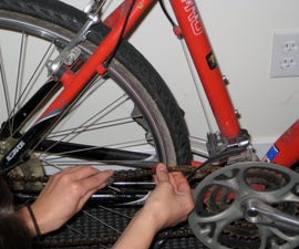 Remove Rust from a Bicycle with Lime Juice