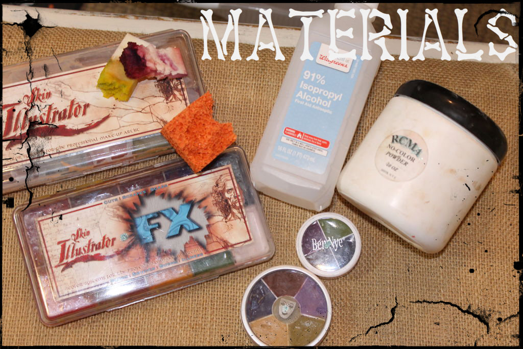 Picture of Materials Needed