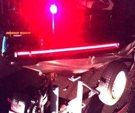 Electroluminescent Boat Navigation Lights