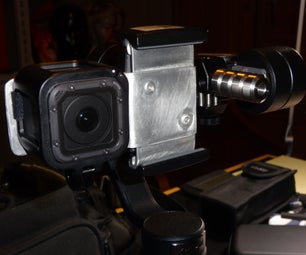 Introduction - DIY Gimbal Mount for Gopro Session, Etc.