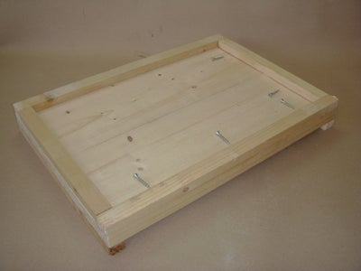 Cut the Wood and Start Making the Box