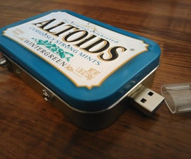 DIY USB Altoids Speaker. (Super Easy)