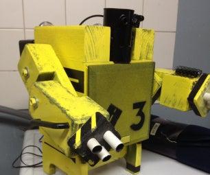 Wireless Robot Speaker