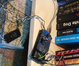 Talking Arduino Clock