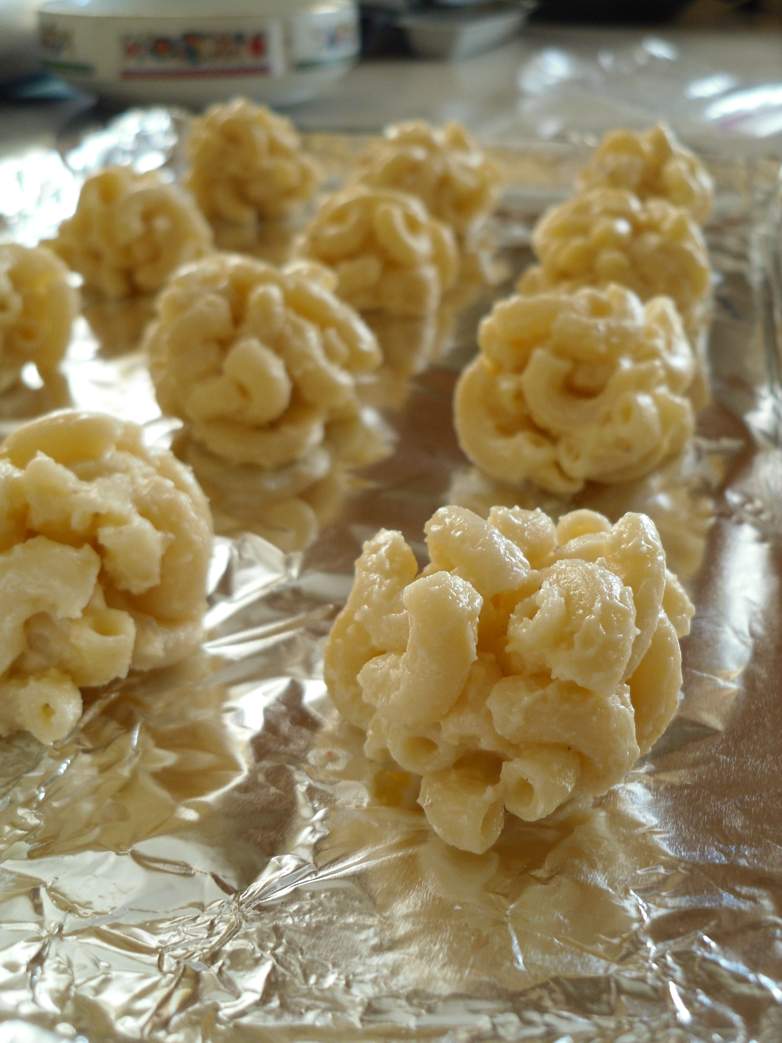 Picture of Macaroni Balls