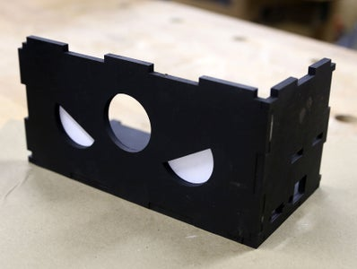 Partially Glue the Box