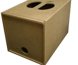 """Reusable Box for """"Bag-in-Box"""" System"""